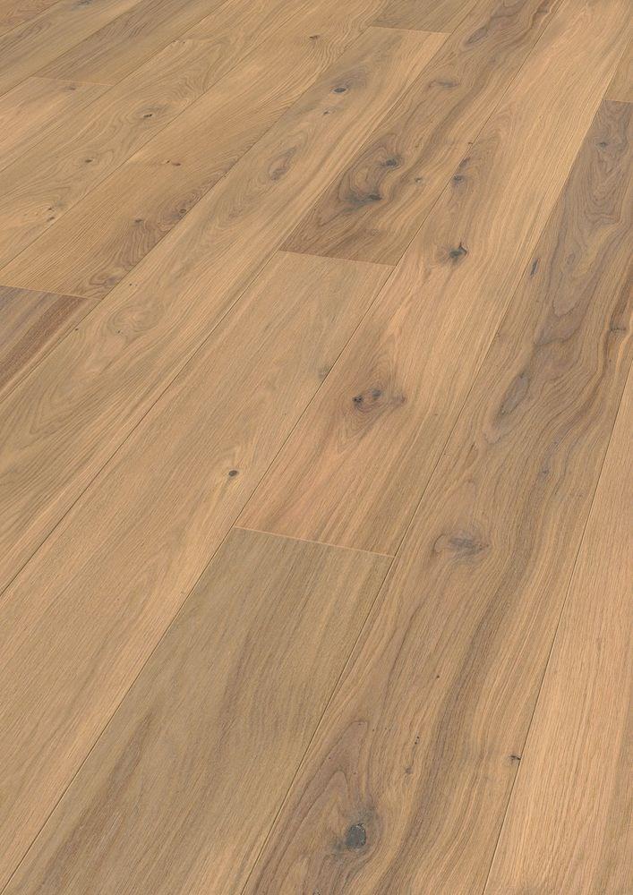 Saga Exclusive Parkett Limestone Oak